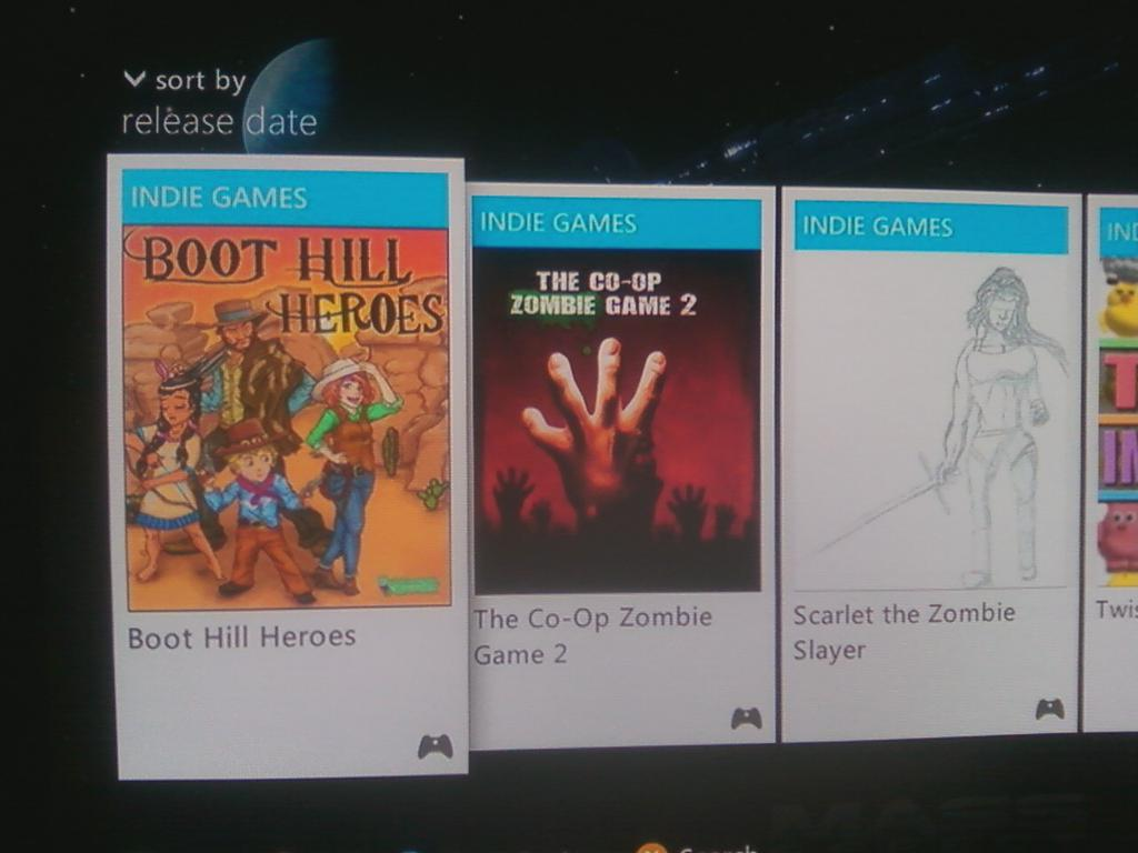 BHHonXBLIG Boot Hill Heroes now on Xbox 360   Xbox Live Indie Games
