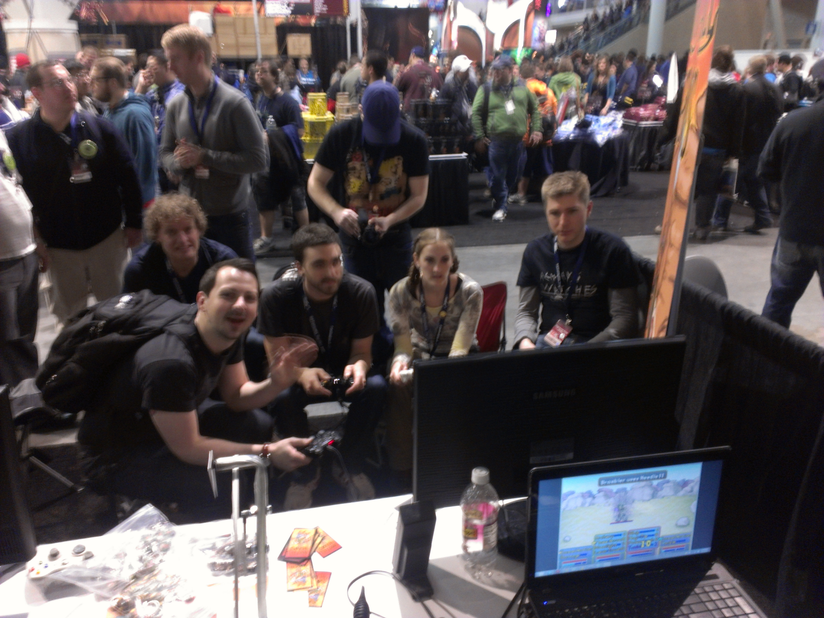paxpic PAX East Post Mortem