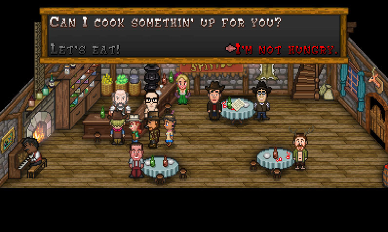 Boot Hill Heroes 2017 09 24 15 31 29 61 Corral Countdown 47: Food and Perks