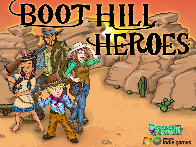 800x600 poster Boot Hill Heroes at PAX East   New Trailer