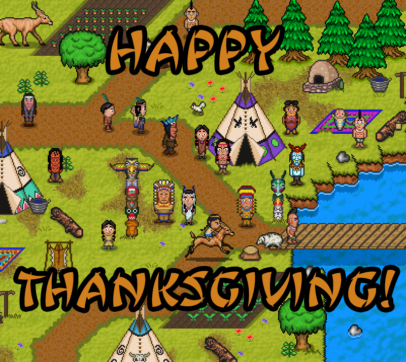 happythanksgiving Happy Thanksgiving from Boot Hill Heroes!